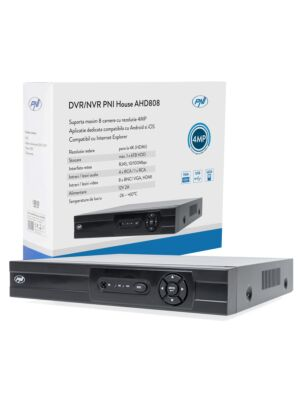 DVR / NVR PNI House AHD808