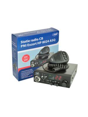 CB PNI Escort CB 8024 Estación de radio ASQ