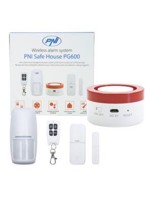 Sistema de alarma inalámbrico PNI Safe House PG600