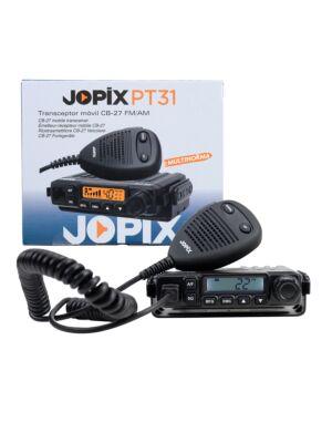 Estación de radio CB JOPIX PT31 AM / FM